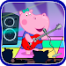 Download Kids music party: Hippo Super star 1.0.8 APK