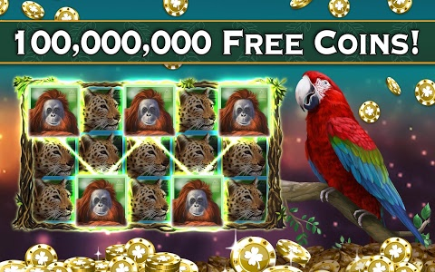 screenshot of Slots: Epic Jackpot Slot Machines Free Games version 1.142