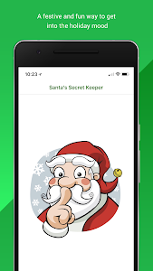 screenshot of Santa's Secret Keeper version 19.0.5
