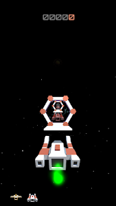 screenshot of Shifty Funky Space version 1.2.1