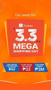 screenshot of Shopee PH: Free Shipping & COD version 2.34.12