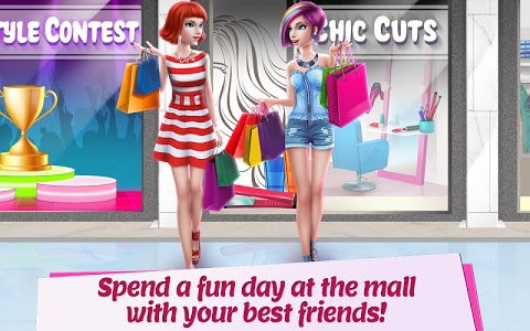 screenshot of Shopping Mall Girl - Dress Up & Style Game version 2.2.8
