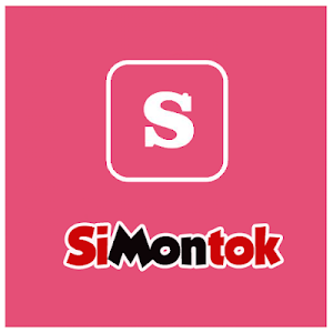 screenshot of Simontok Com ~ App version 1.0