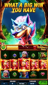 screenshot of Slotomania™ Slots - Vegas Casino Slot Games version 2.91.1