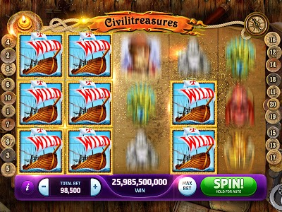 screenshot of Slotomania™ Slots Casino: Vegas Slot Machine Games version 3.27.2