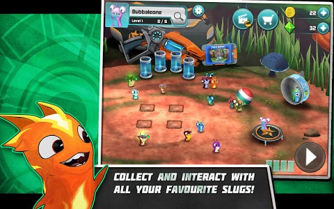 screenshot of Slugterra: Slug it Out 2 version 1.1.0