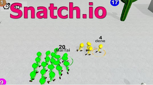 screenshot of Snatch.io version 1.3