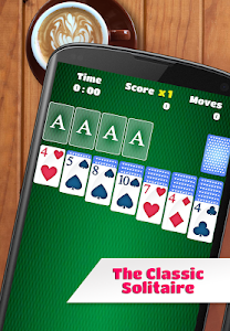 screenshot of Solitaire version 2.28