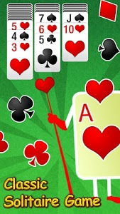 screenshot of Solitaire Arena version 02.01.76.01