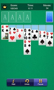 screenshot of Solitaire Daily - Card Games version 7.0.2