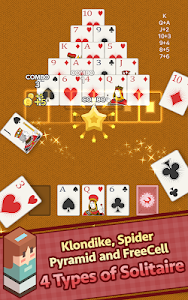 screenshot of Solitaire Farm Village - solitaire collection version 1.3.6