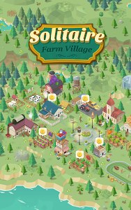 screenshot of Solitaire Farm Village - solitaire collection version 1.1.6