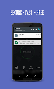 screenshot of Solo VPN - One Tap Free Proxy version 1.22