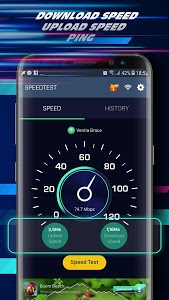 screenshot of Ping Speed Test - Speed Test Internet version 1.0.4