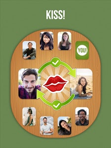 screenshot of Spin the Bottle: Kiss, Chat and Flirt version 1.19.21