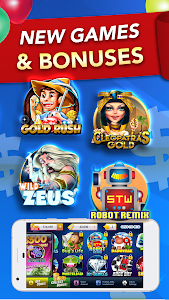 screenshot of SpinToWin Slots - Casino Games & Fun Slot Machines version 2.0.38-158