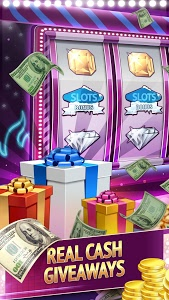 screenshot of SpinToWin Slots - Casino Games & Fun Slot Machines version 2.0.0-66