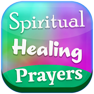 screenshot of Spiritual Healing Prayers version 1.0