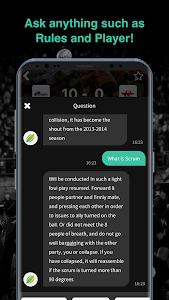 screenshot of SpoLive : Live Sports Commentary in Real-time version 1.3.9