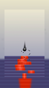 screenshot of Stack Hit Ball - Fall And Blast Downwards version 3.0