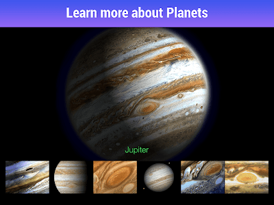 screenshot of Star Walk - Night Sky Guide: Planets and Stars Map version 1.4.3.135