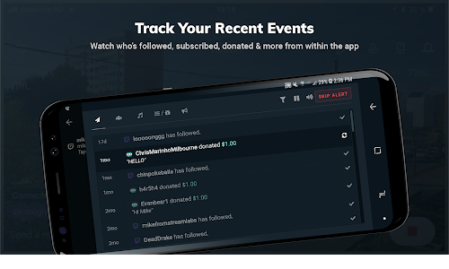 screenshot of Streamlabs - Stream Live to Twitch and Youtube version 1.5.87