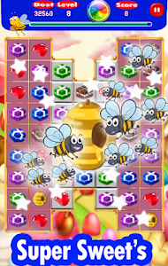 screenshot of Super Candy Blast version 1.0