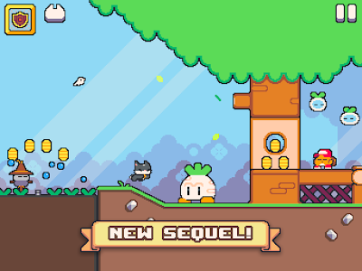 screenshot of Super Cat Tales 2 version 1.2.7