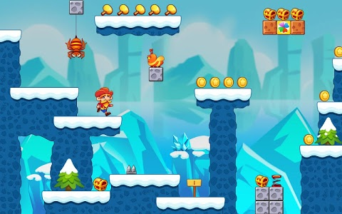 screenshot of Super Jabber Jump 3 version 3.3.3935