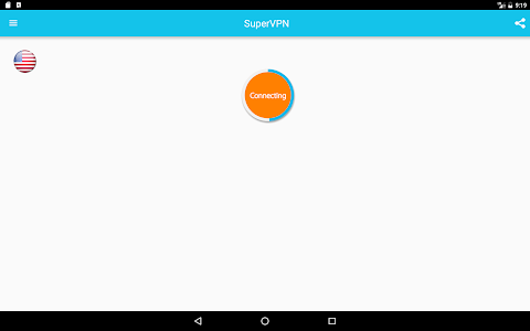 screenshot of Super VPN - Best Free Proxy version 6.8