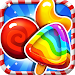 Sweet Candy Fever - New Fruit Crush Game Free