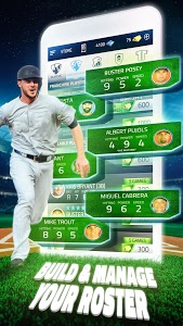 screenshot of TAP SPORTS BASEBALL 2016 version 2.2.1