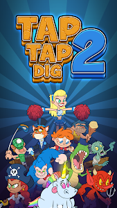 screenshot of Tap Tap Dig 2: Idle Mine Sim version 0.1.2