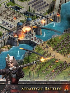 screenshot of The Great Ottomans - Strategy Battle for Throne version 1.0.3