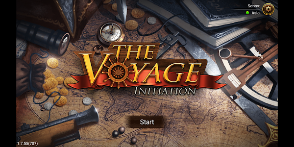 screenshot of The Voyage Initiation version 1.7.56