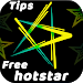 Download Tips Free HD Hotstar‏ Live TV Shows 2.0 APK