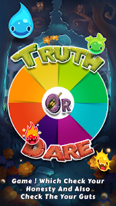 screenshot of Truth or Dare - Spin the Bottle version 1.2