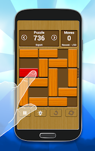 screenshot of Unblock Me FREE version 1.5.6.0