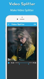 screenshot of Video Splitter - Split Video version 1.0