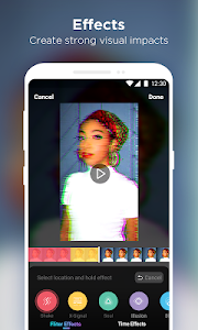 screenshot of Vskit - Short Videos More Fun version 2.5.2