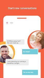 screenshot of W-Match: Dating App to Flirt & Chat version Varies with device