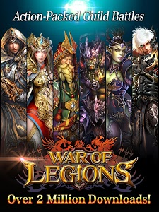 screenshot of War of Legions version Varies with device