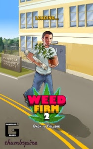 screenshot of Weed Firm 2: Back to College version 2.1.7