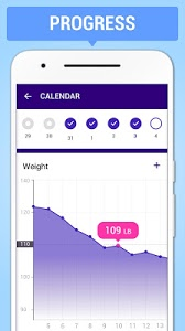 screenshot of Lose Weight in 30 Days version 1.0.10