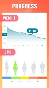 screenshot of Lose Weight in 30 Days version 1.0.42