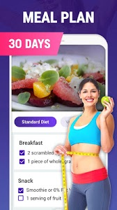 screenshot of Lose Weight in 30 Days version 1.0.33
