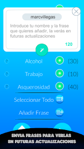 screenshot of Drink Extreme version 1.4.1