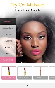 screenshot of YouCam Makeup-Magic Selfie Cam & Virtual Makeovers version Varies with device