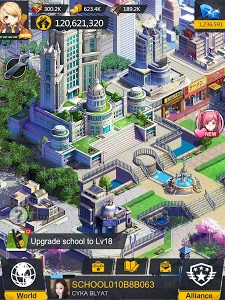 screenshot of Zgirls version 1.1.55