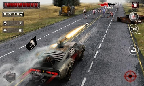 screenshot of Zombie Squad version 1.25.5